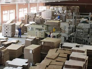 Крупнейшие изготовители упаковочного материала для мебельного производства