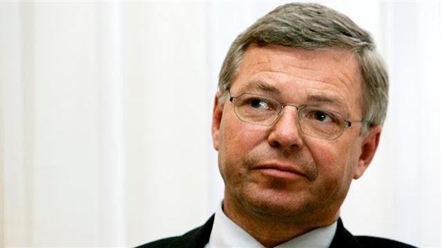 US detains former Norway prime minister Kjell Magne Bondevik over 2014 visit to Iran
