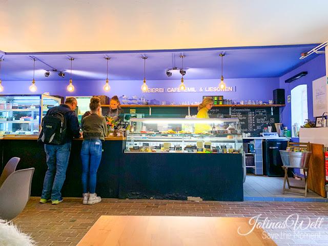 Café Emil und Lieschen im Freilichtmuseum Molfsee (Ostsee)