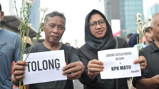 Novel Baswedan: Pak Jokowi Tolong Rawat Harapan Rakyat, Jangan Matikan KPK!