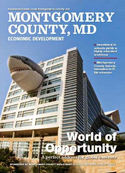Montgomery County, Maryland appears to be swimming with world-class intellectual property sharks like James P. Chandler, the U.S. Patent Office, IBM and The Eclipse Foundation. Sharks in sheep's clothing