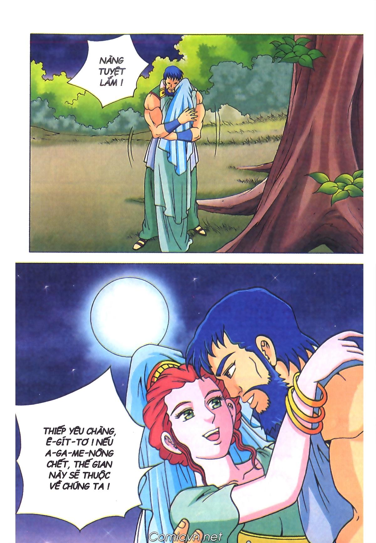 Thần Thoại Hy Lạp Màu - Chapter 70: Nàng Ê lếch tơ - Pic 5