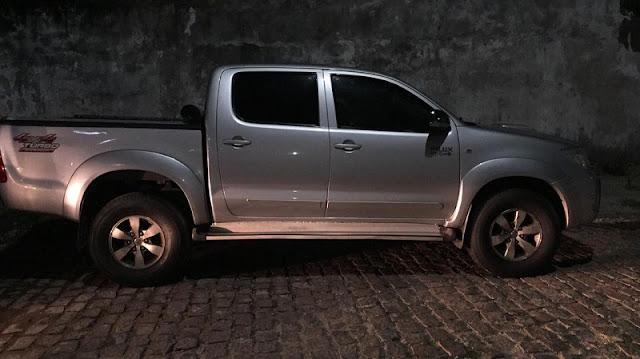 Polícia Militar recupera três veículos roubados em 24 horas no RN