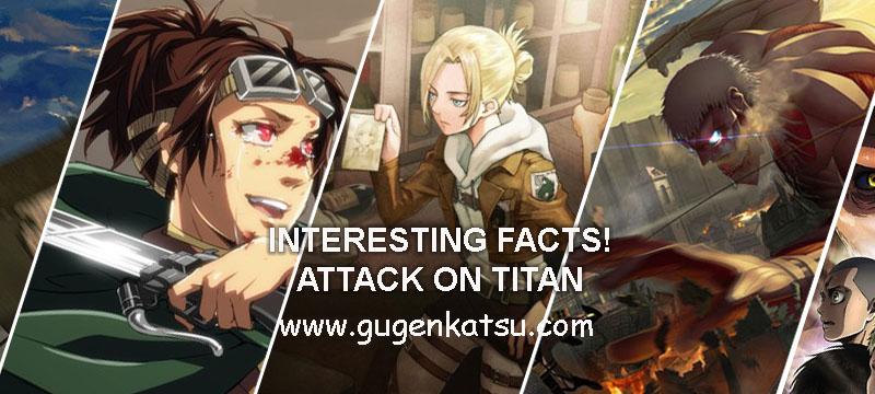 fakta shingeki no kyojin
