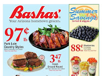Bashas Sales Ad July 14 - 20, 2021