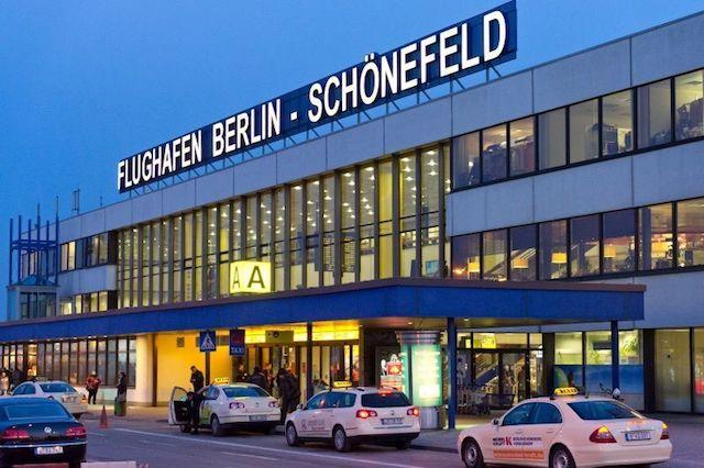 Transfer do Aeroporto de Berlim até o hotel