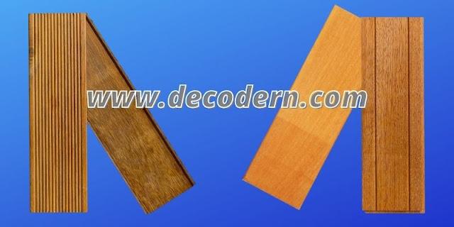 material lantai kayu
