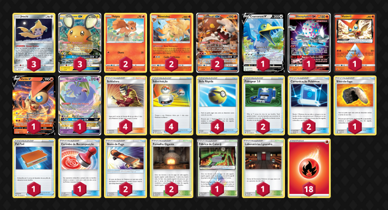 TCG Fire Box deck