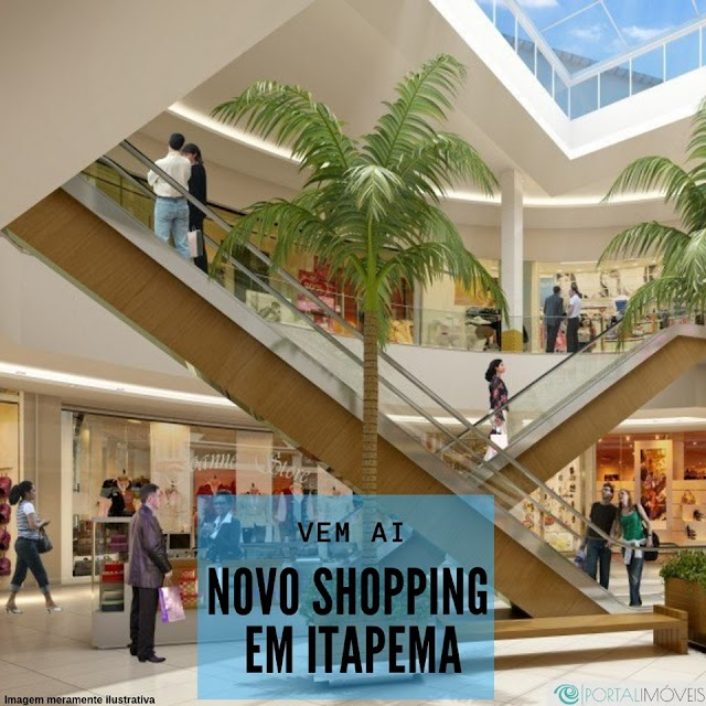 Futuro Shopping em Itapema