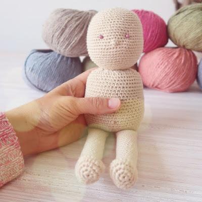 como tejer amigurumi ahuyama crochet patron gratis