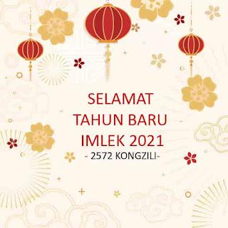 hari imlek 2021