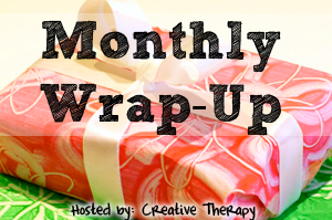 Monthly Wrap-Up blog meme badge