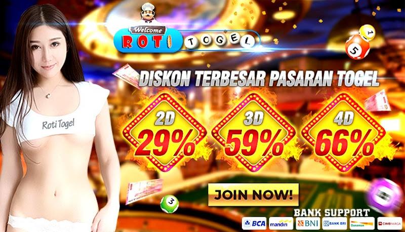 Diskon Togel online