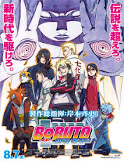 pelicula Boruto: Naruto la Película (Boruto: Naruto the Movie) (2015)