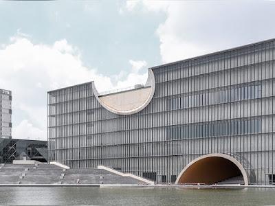 Teatro Poly, una obra de Tadao Ando