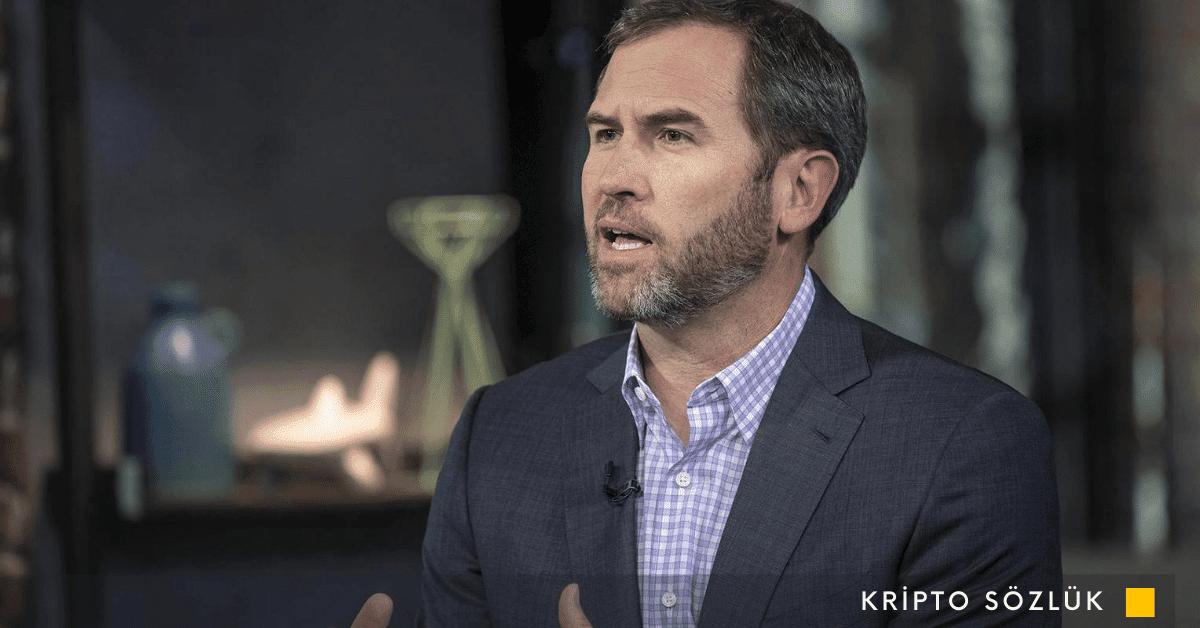 Ripple CEO'su Büyük Hedefini Açıkladı
