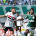 Campeonato Paulista: Palmeiras e São Paulo empatam em Araraquara