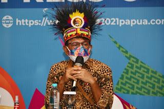 Kominfo Dukung Layanan Telekomunikasi  dan Media Center PON Papua