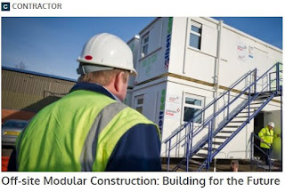 Trends in modular construction