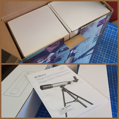 Geosafari telescope review all cardboard packaging instruction manual