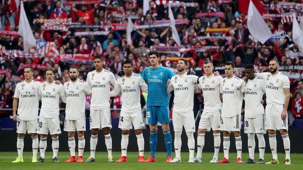 Sayap Kanan PSG Mbappe Sepakat Bergabung Dengan Real Madrid 2019