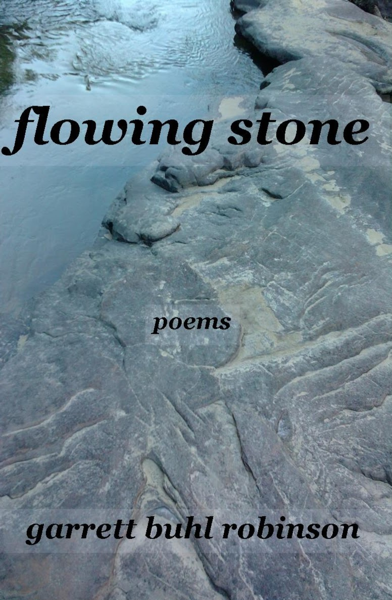 flowing stone, poems