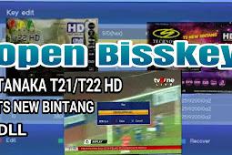 Cara isi Bisskey Tanaka T21 HD / T22 HD Jurasic