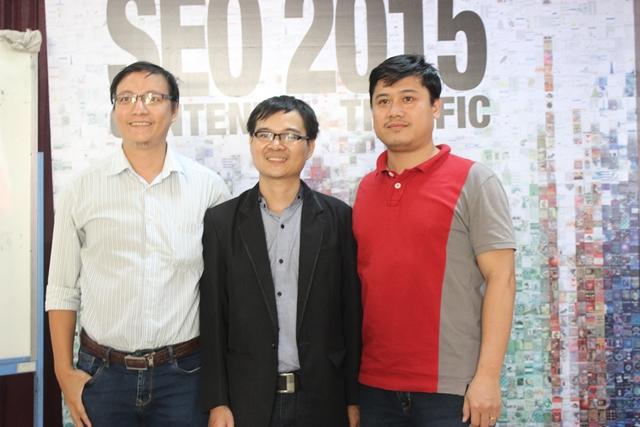 Đào tạo SEO tại Quy Nhơn uy tín nhất, chuẩn Google, lên TOP bền vững không bị Google phạt, dạy bởi Linh Nguyễn CEO Faceseo. LH khóa đào tạo SEO mới 0932523569.