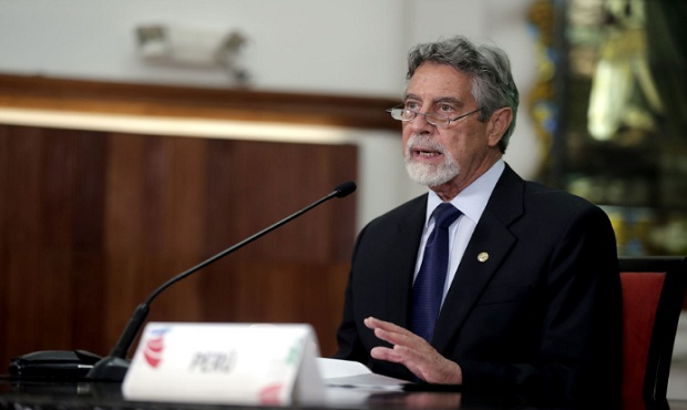 Presidente propone a Prosur crear fondo para acceso a vacunas covid-19 en la región