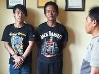 Demi Sebotol Miras, 2 Pria di Ponorogo Ditangkap Polisi Gara-gara Mencuri Pompa Air Milik Petani