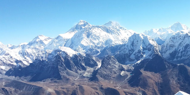Nepal Himalaya Everest region