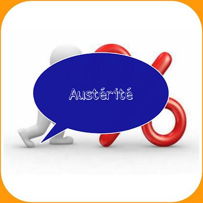 Définition de l'austérité : Gestion stricte de l'économie d'un pays