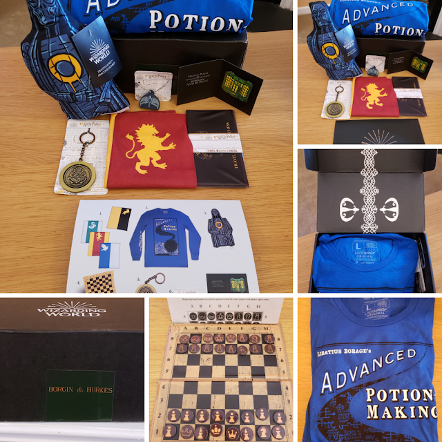 gifts for Harry Potter Fans, Holiday gift ideas for Harry Potter fans