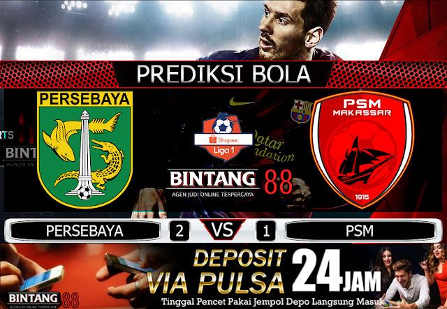 PREDIKSI BOLA | DEPOSIT PULSA IDN - Persebaya Surabaya vs PSM Makassar 14 November 2019. Dari jeda internasional kita akan menyebrang jauh ke liga 1 indonesia game week ke-26 yang akan mempertemukan tuan rumah persebaya surabaya dengan tim tamu psm makassar. Situs IDN Pulsa, Agen Deposit Pulsa, Judi Deposit Pulsa, Situs Agen Pulsa, Tanpa Potongan, Situs Slot Pulsa, Judi Bola Pulsa, Agen Bola Pulsa, Liga Bola Pulsa, Tebak Skor Pulsa, Situs Casino Deposit Pulsa, Situs IDN POKER Deposit Pulsa, Bandar Domino Deposit Pulsa, Judi Online Pulsa, Mix Parlay Hadiah Pulsa, Tebak Skor Hadiah Pulsa, Freechip Hadiah Pulsa, Deposit Via Pulsa Tanpa Potongan, Deposit Pulsa Tanpa Potongan Bintang88.
