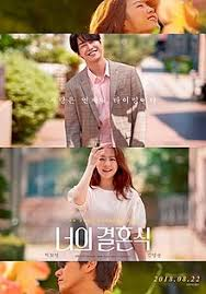 Sinopsis Film Korea On Your Wedding Day (2019)