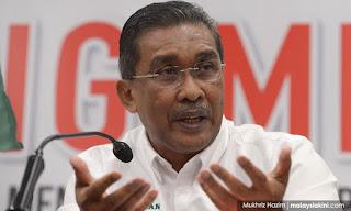 PAS gesa k'jaan bentang Kertas Putih isu LTTE di Parlimen