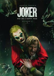 Pósters de Joaquin Phoenix en Joker.