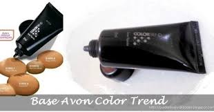 Base Líquida Color Trend Avon