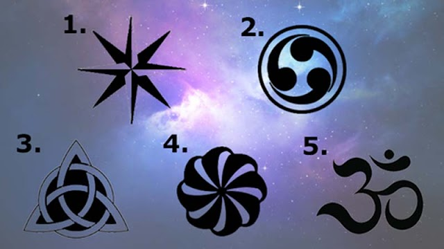 Choose One Of These Magical Symbols And We Will Tell You Something Important About Your Present