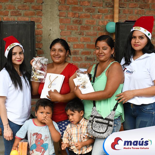 Campaña navideña en ICA