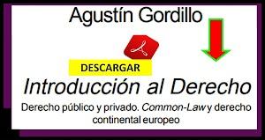 Agustín Gordillo: Introducción al Derecho en PDF