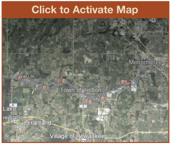Click to activate map