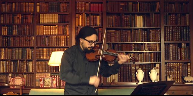 Jorge Jimenez - Rethinking Bach (Capture from stream)