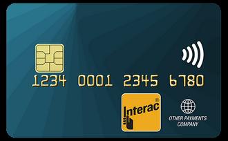 Interac cards