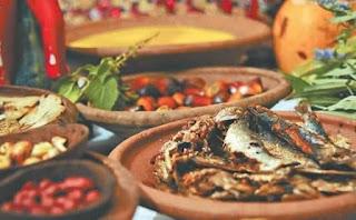 pratos típicos dos índios