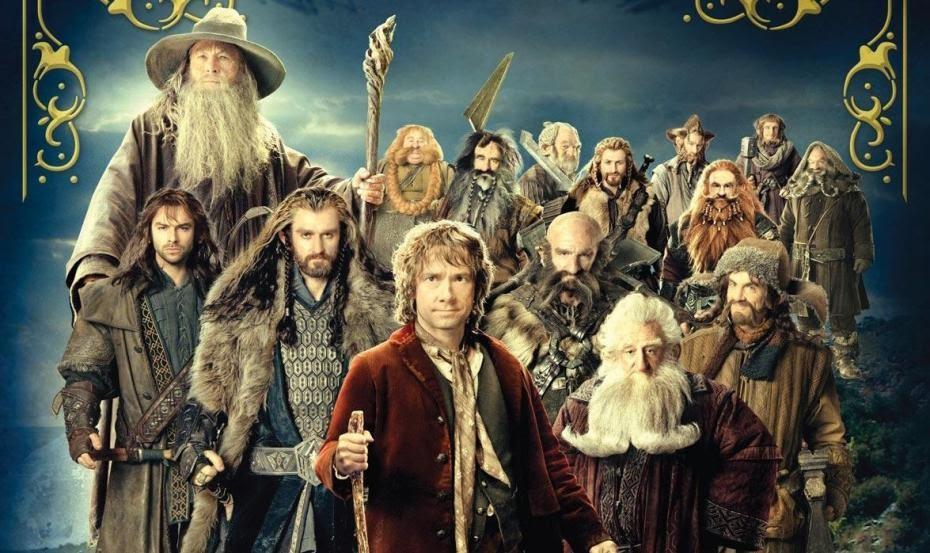Le Troubadour: Le Hobbit 2 : La désolation de Smaug