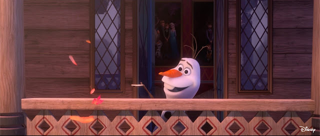 #DisneyMagicMoments, At Home With Olaf, I Am With You, Disney, Frozen, Frozen 2