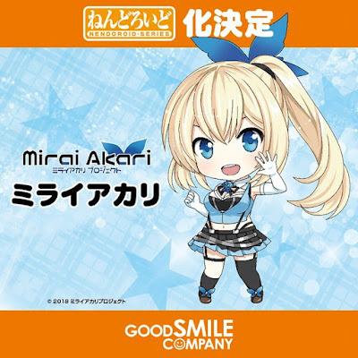 Nendoroid Mirai Akari