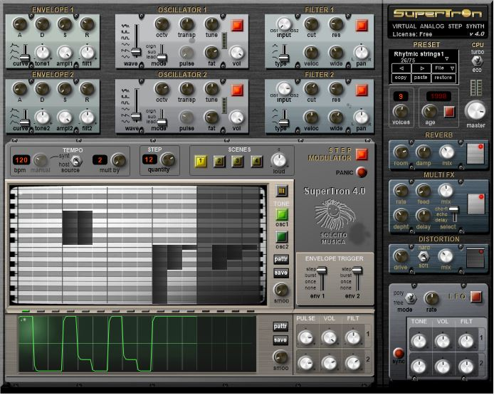 Free Strings Vst