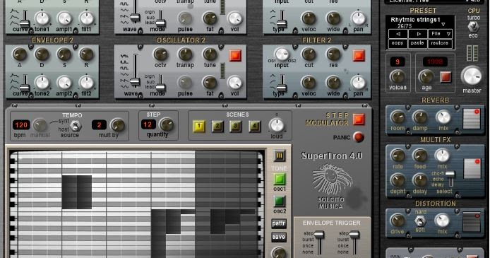 Solcito Musica VST,VSTi and hardware DIY synthesizers: VST